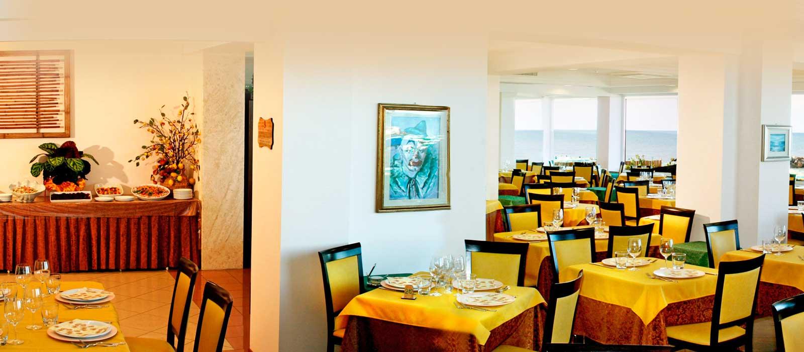 Hotel Daniel S Ristorante Sul Mare Misano Adriatico